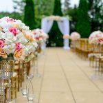 wedding, aisle, flower arrangement-1846114.jpg